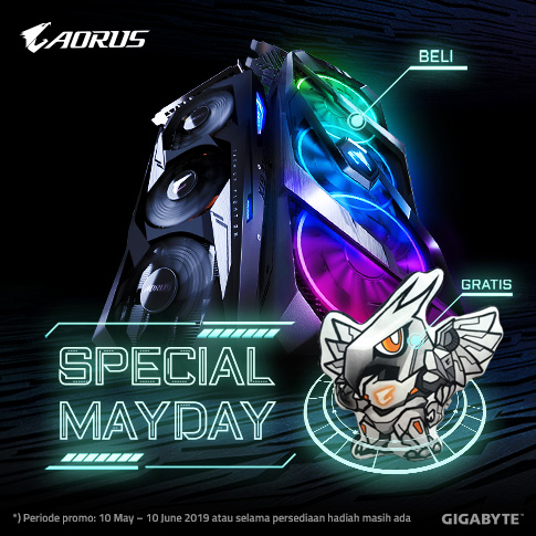 Special May Day!