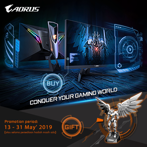 EXTENSION: Conquer Your Gaming World with AORUS AD27QD Monitor