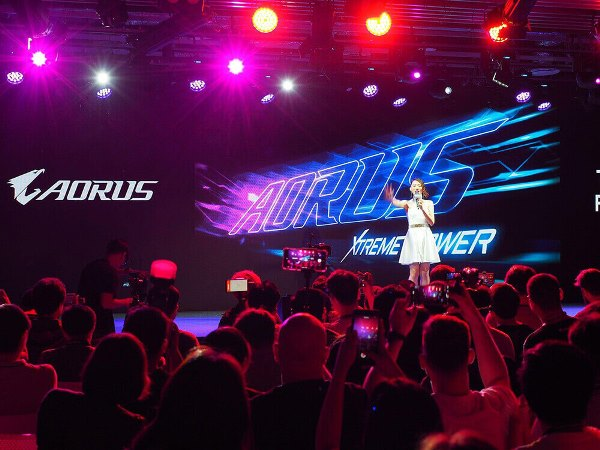 AORUS to Showcase Next-gen Performance at COMPUTEX 2019